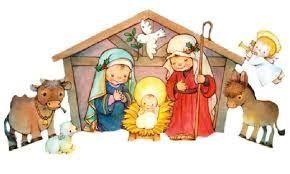 Kindje Wiegen in onze kerken