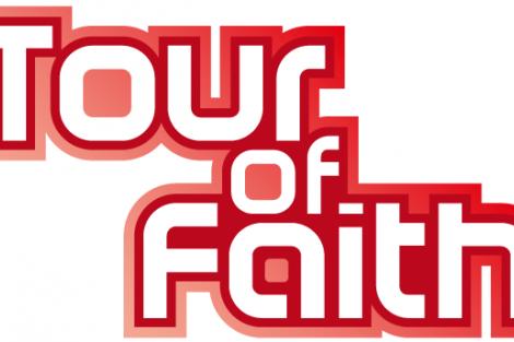 10 maart: Tour of Faith