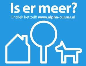 19 sept. 20e Alpha cursus start