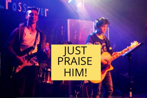 Praise Party 11 mei