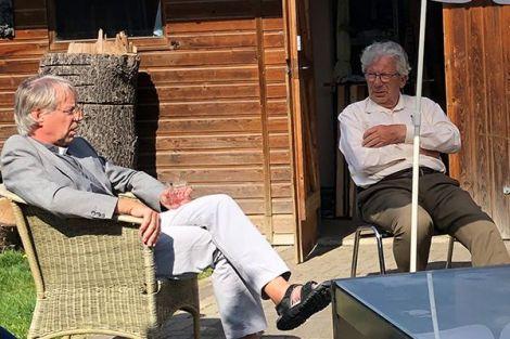 Jan Kerver sr. benoemt tot Lid in de Orde van Oranje Nassau