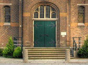 Kerk voor onbepaalde tijd gesloten