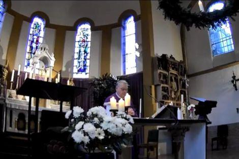 De kerstvieringen in de St. Willibrord zijn goed verlopen
