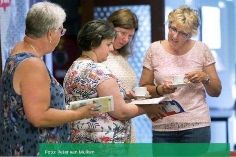 Bijeenkomst redacties parochiebladen