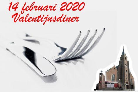 Valentijnsdiner 2020