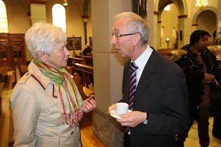 Pastor van Zaal was in Pijnacker