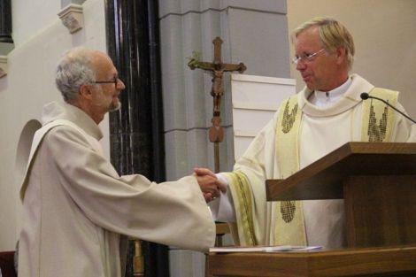 Pastor Bracco Gartner heeft afscheid genomen
