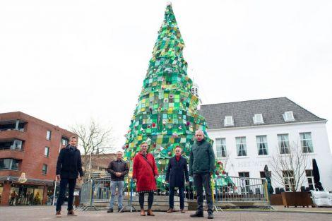 Unieke kerstboom
