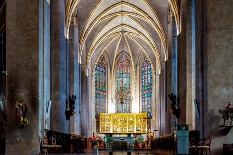 Protocol voor publieke vieringen in de R.-K. Kerk vanaf 1 juni, uitreiking Heilige Communie vanaf 14 juni