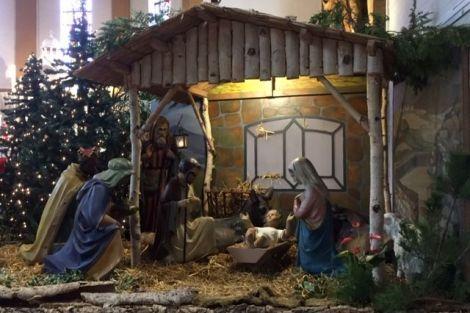 Onze Kerststal
