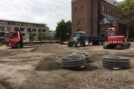 Renovatie Kerkplein