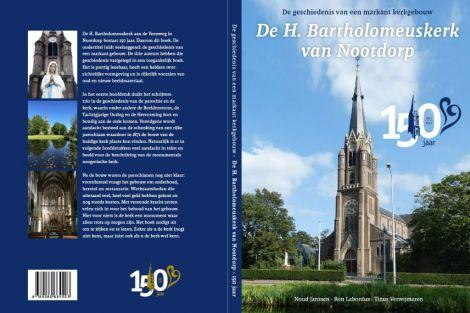 24 oktober: presentatie boek '150 jaar H. Bartholomeuskerk'