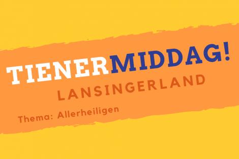 Tienermiddag Lansingerland