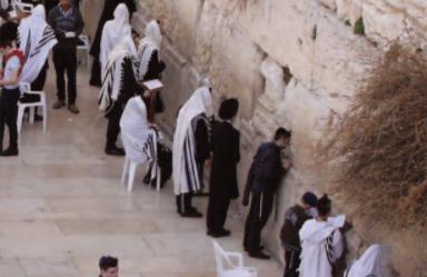 Bedevaart naar Israël
