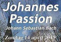 14 april Johannes Passion