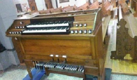 Onderhoud orgel