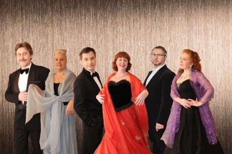 Nieuwjaarsmis met Neva-ensemble uit Sint Petersburg