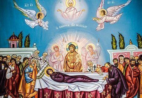 Viering 15 augustus Maria ten Hemelopneming