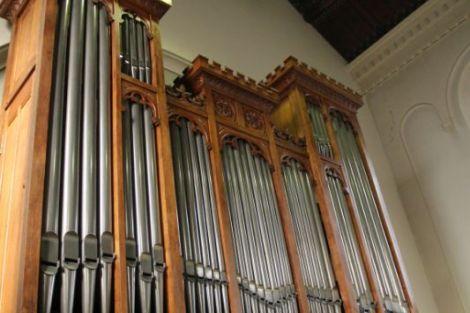 26 mei: Orgelconcert Pijnacker