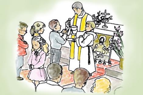 Voorbereiding Eerste Heilige Communie start in januari 2019