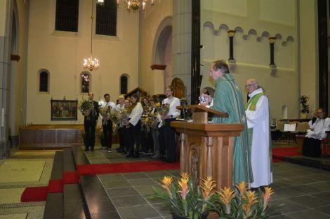 Jubileum Salvation groots gevierd