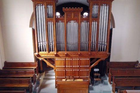 5 okt. Orgelconcert Bert den Hertog