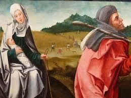 Wist u dat: 17 februari: feest Vlucht naar Egypte van de Heilige Familie